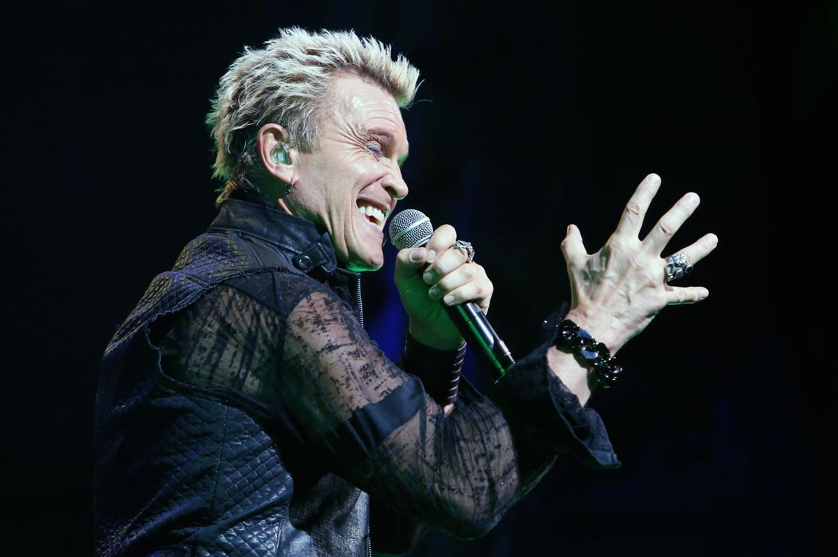 Billy Idol to make stop in Colorado this year
