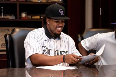 Jaden Hill signs with Rockies