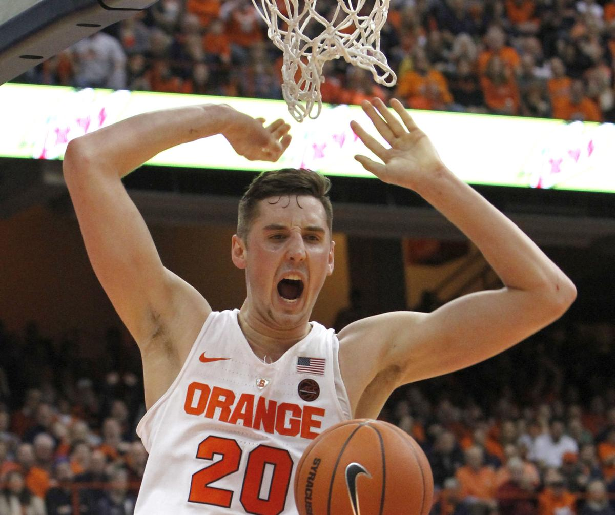 huge selection of b42dc 1b58f David Ramsey: Is Nuggets draftee Tyler Lydon, only 21 ...