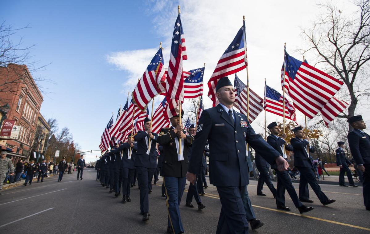 Annual Colorado Springs Veterans Day Parade expected to draw 45,000