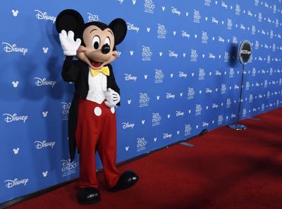 2019 D23 Expo - Disney Legends Press Line
