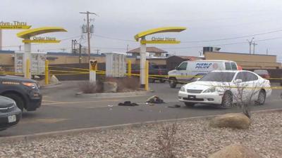 Pueblo McDonald's shooting