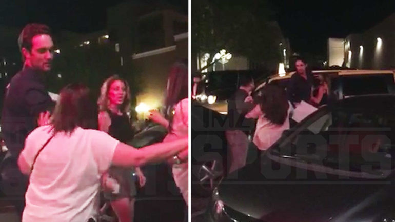 VIDEO: Brock Osweiler attacked outside pizza restaurant, refuses to fight back