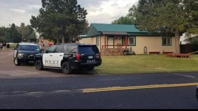 Two dead in Monument home