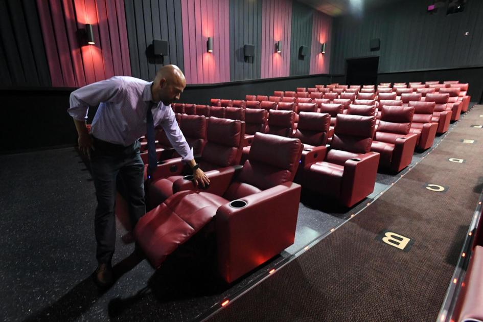 Colorado Springs theaters strive to offer moviegoers an experience — bigger, fancier, foodier