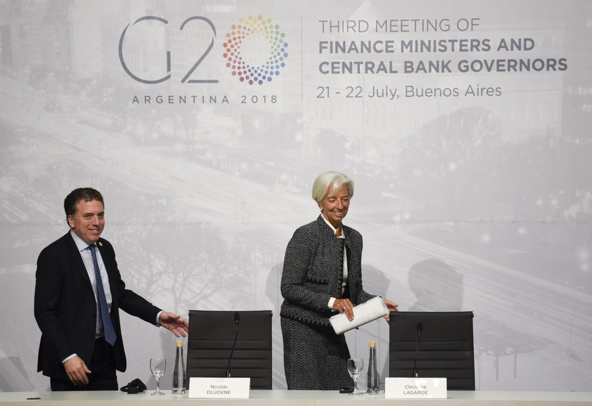 G-20 calls for more dialogue on rising trade tension