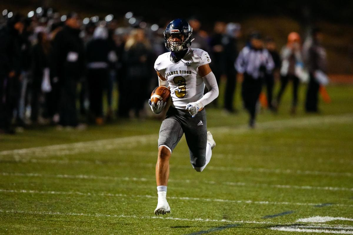 Discovery Canyon takes first conference championship since 2016 against Palmer Ridge