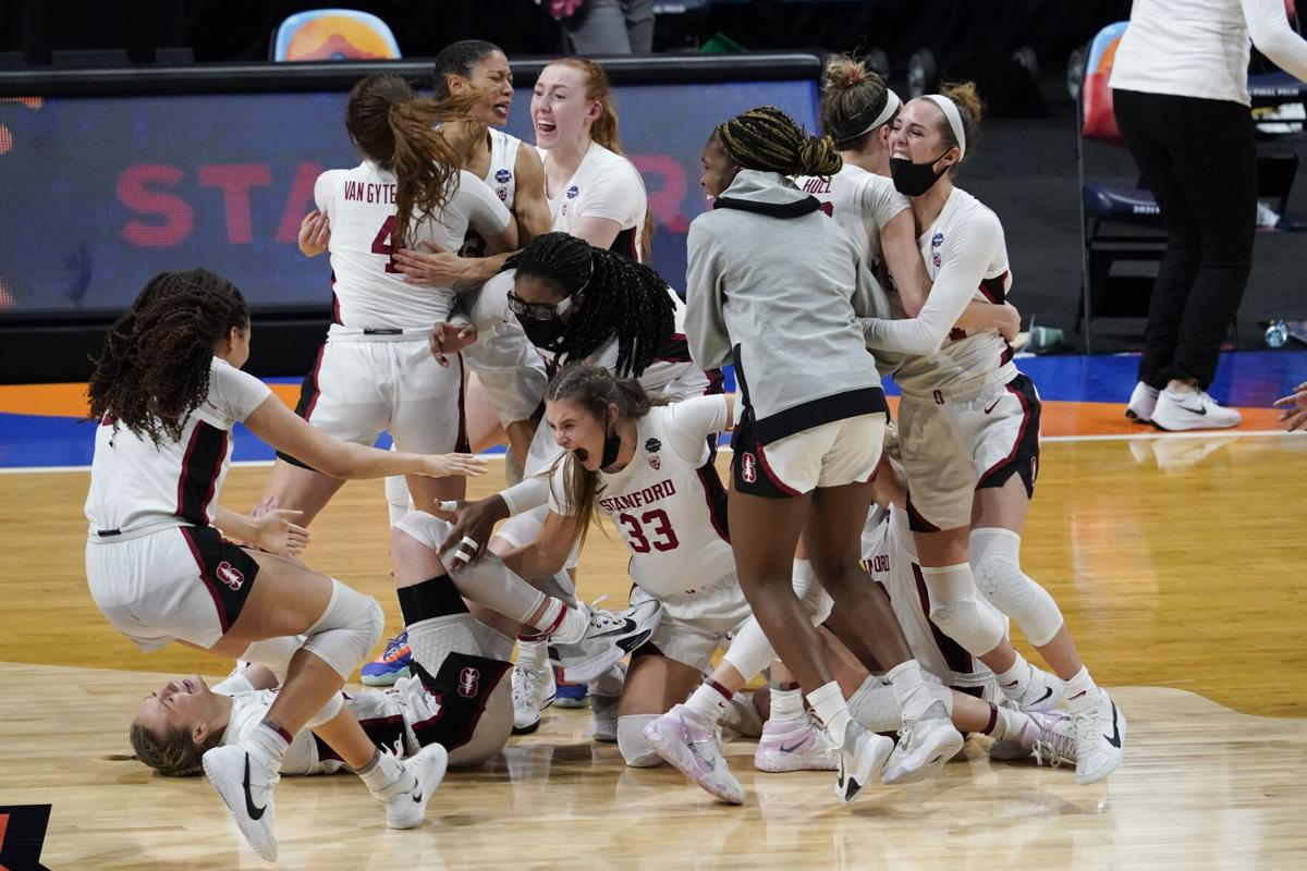 NCAA Final Four Arizona Stanford Basketball