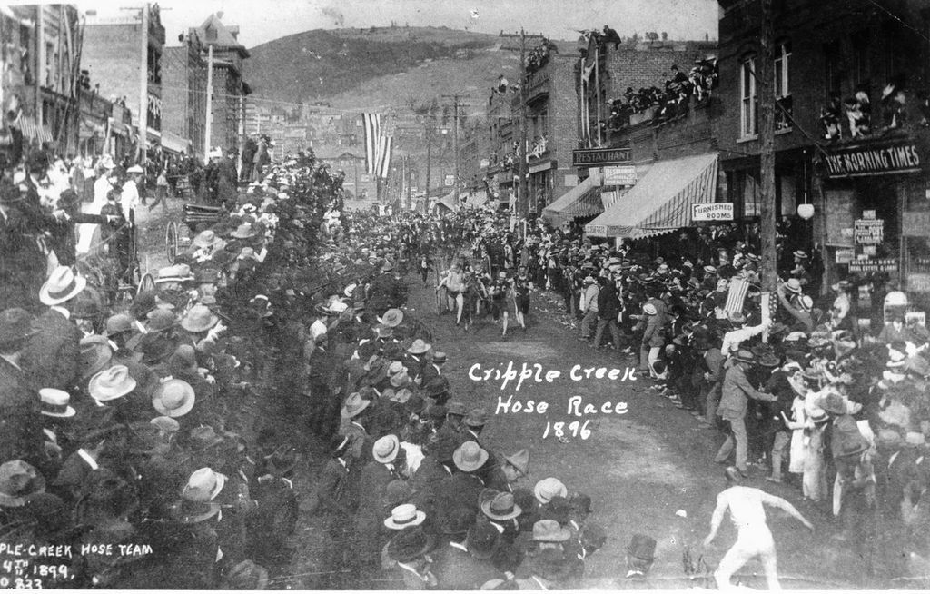 Snapshots from the past: Victorian Cripple Creek