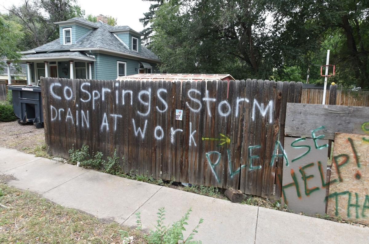 Colorado Springs Residents Affected By Flash Floods Find No Relief