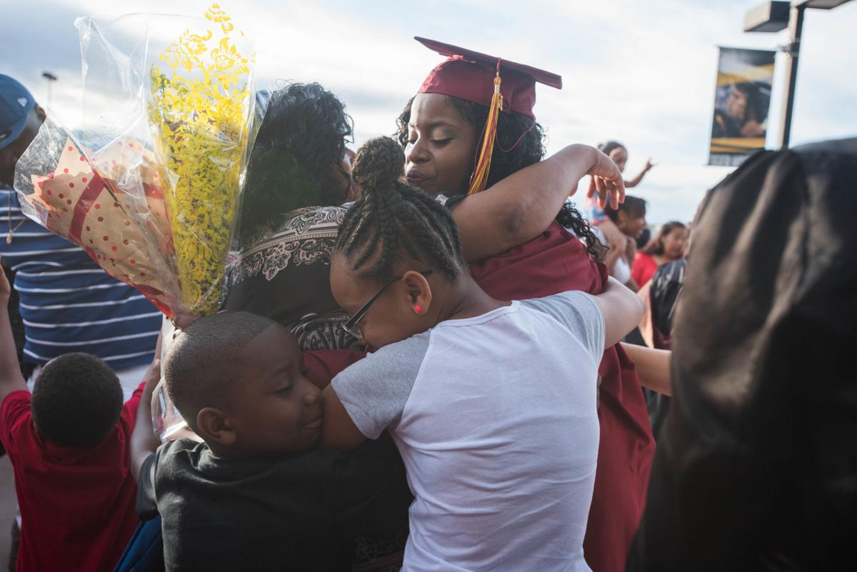 2017 Sierra High School Graduation