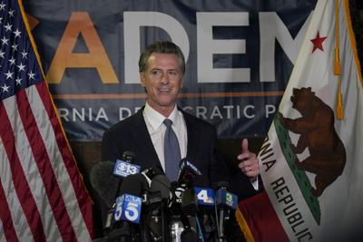 California Recall Newsom