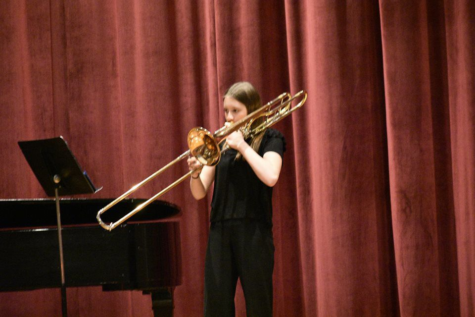 LPSD musicians perform in combined honors recital