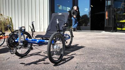Colorado Springs bike shop opens up world for disabled