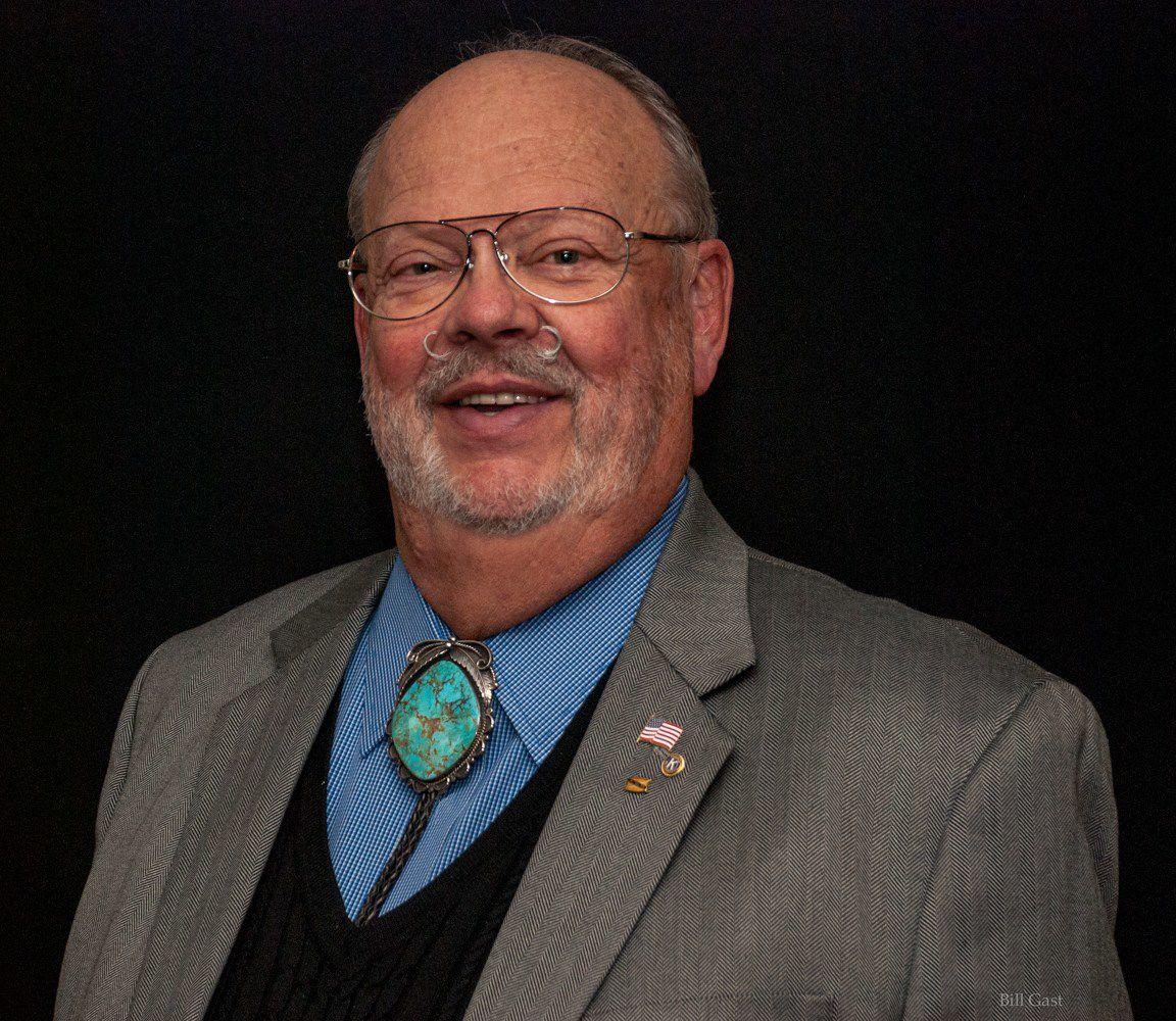 Former Woodland Park High School music teacher Morton Dickson