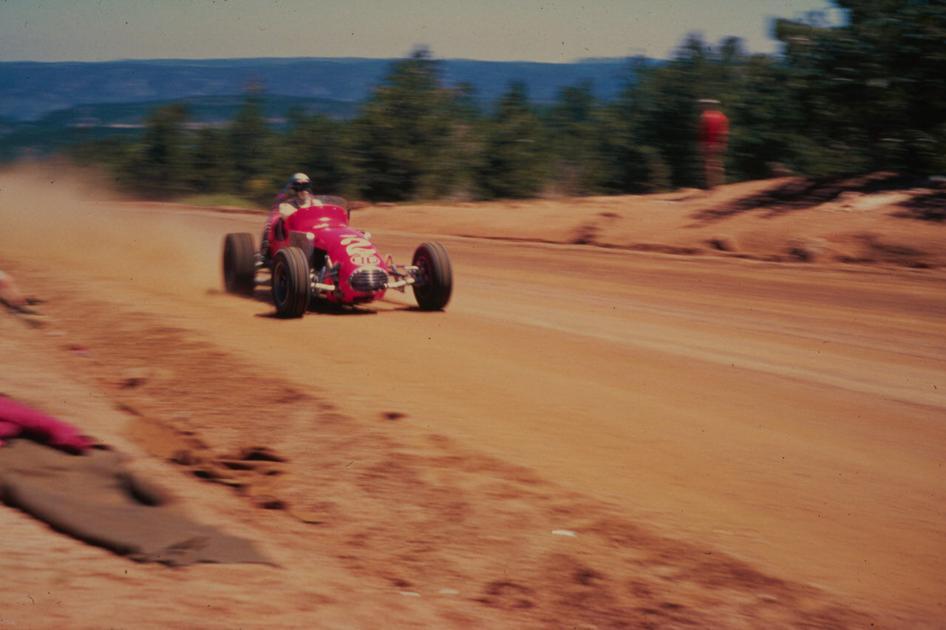 Mario Andretti has fond memories of Bobby Unser, Hill Climb