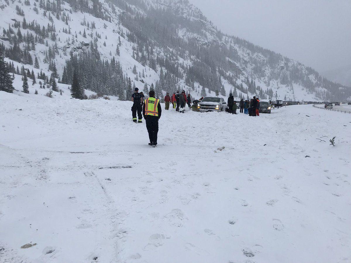 Copper mountain avalanche