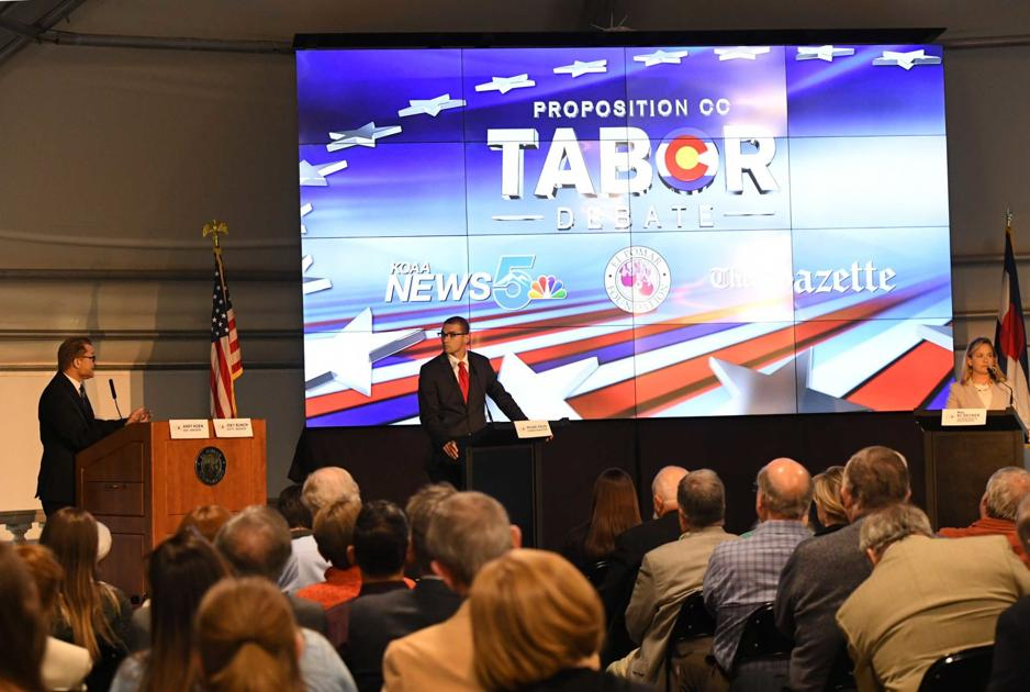 Whither TABOR? Proposition CC debated in Colorado Springs