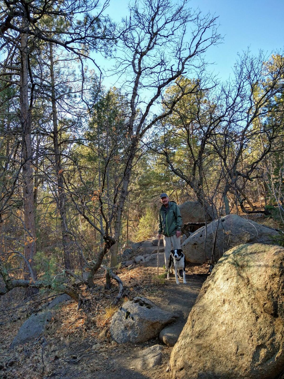 art jacobson hiking with dog vertical.jpg