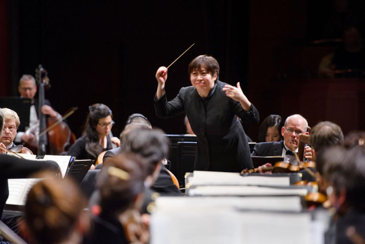 Female composers making great strides, but classical music world isn