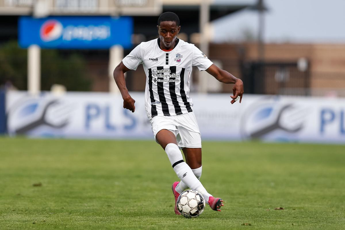 USL Championship - New Mexico United at Colorado Springs Switchbacks FC