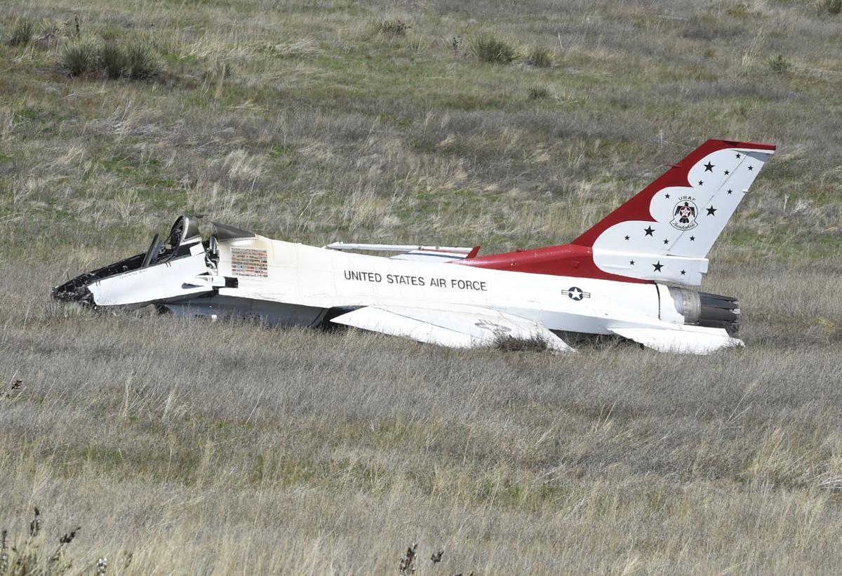 Thunderbird crash