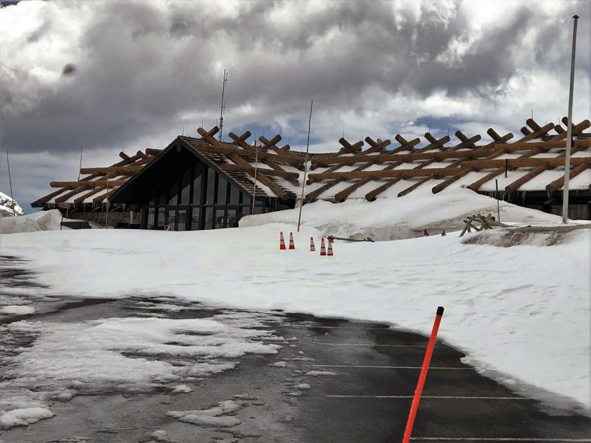 Iconic Colorado mountain roads remain closed after summer snow