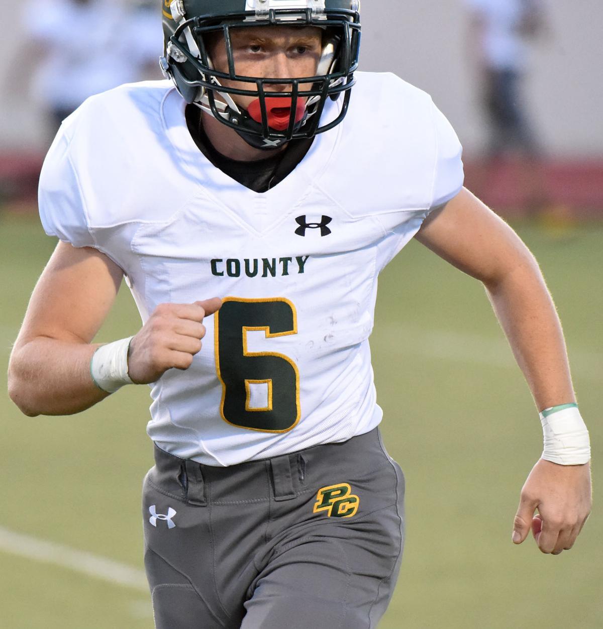 PHOTOS: Harrison Panthers (21) Pueblo County Hornets (14)