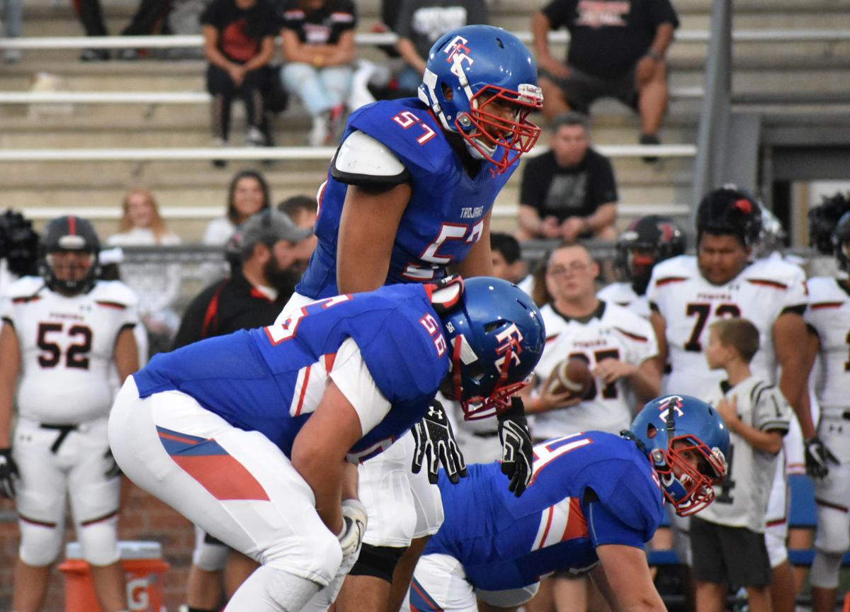 Fountain-Fort Carson football team's new 'big man' fills in gaps on the D-line
