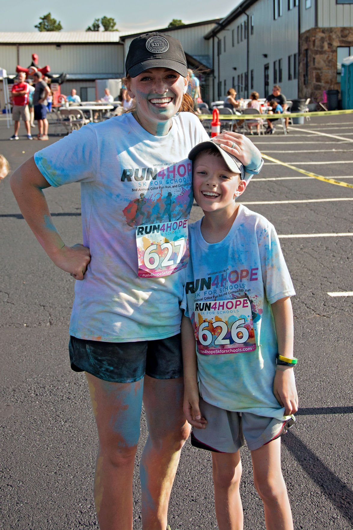 Color run raises funds, awareness for teen suicide prevention