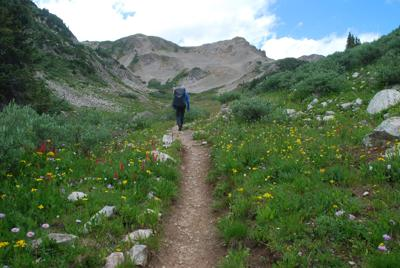 Camping may be limited in Maroon Bells-Snowmass wilderness