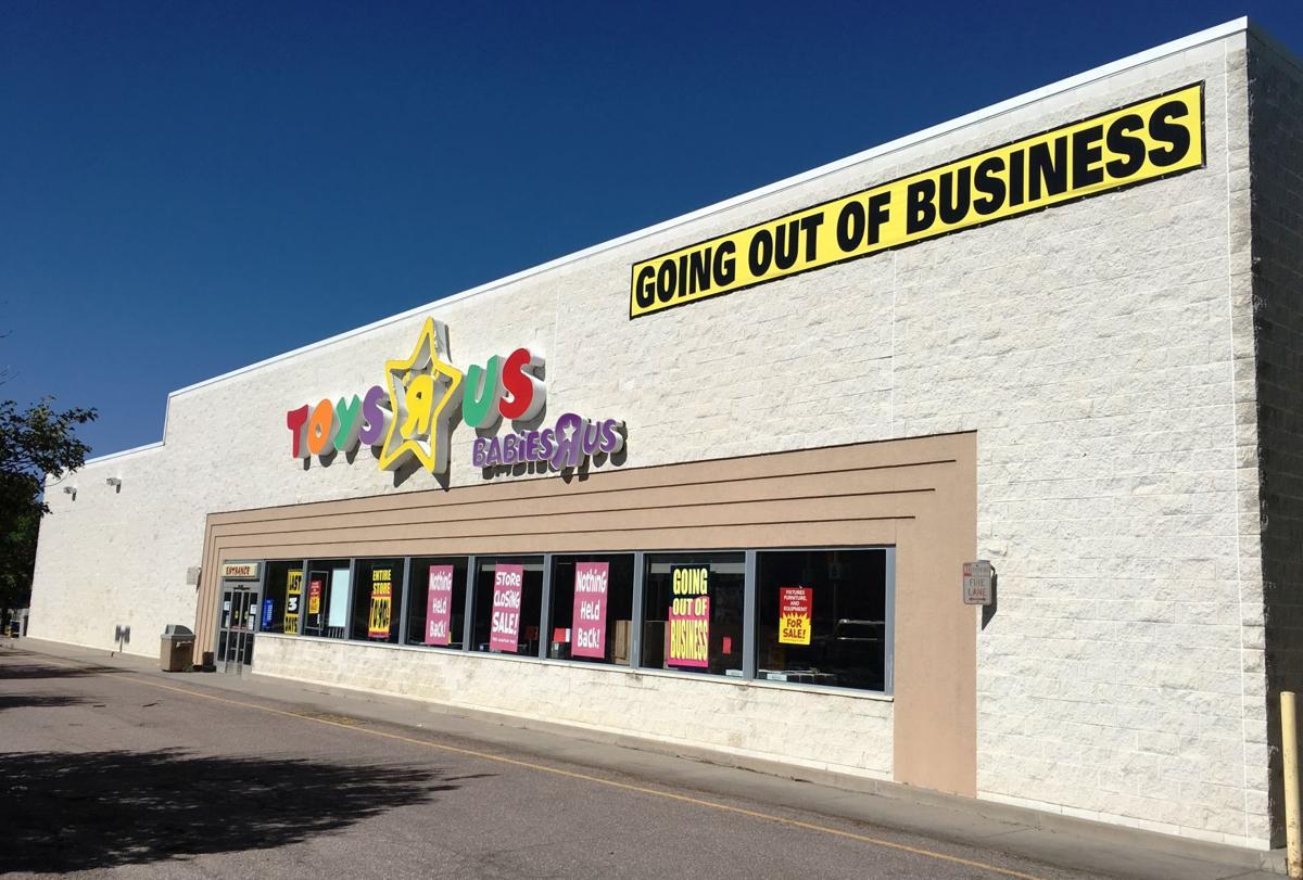 Toys R Us store closes in Colorado Springs