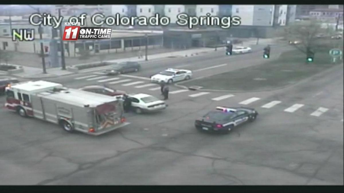 Monday's traffic: Various delays throughout Colorado Springs