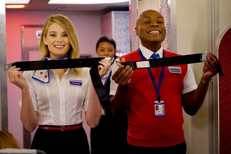 """TV Review - Goofy characters take to the air in """"LA to Vegas"""""""