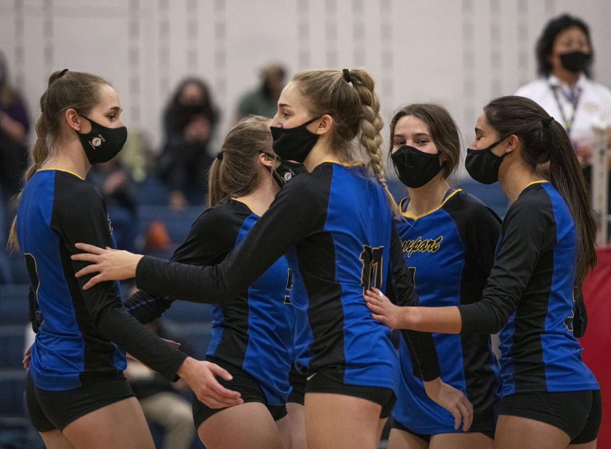 Rampart volleyball earns fourth straight victory