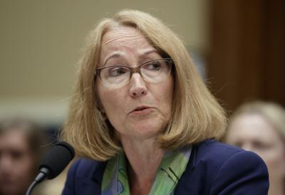 Sex Abuse Congress Incoming USOC board Chairwoman Susanne Lyons
