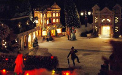 Christmas Town, CO: Sisters spend 12 years crafting enchanting holiday village