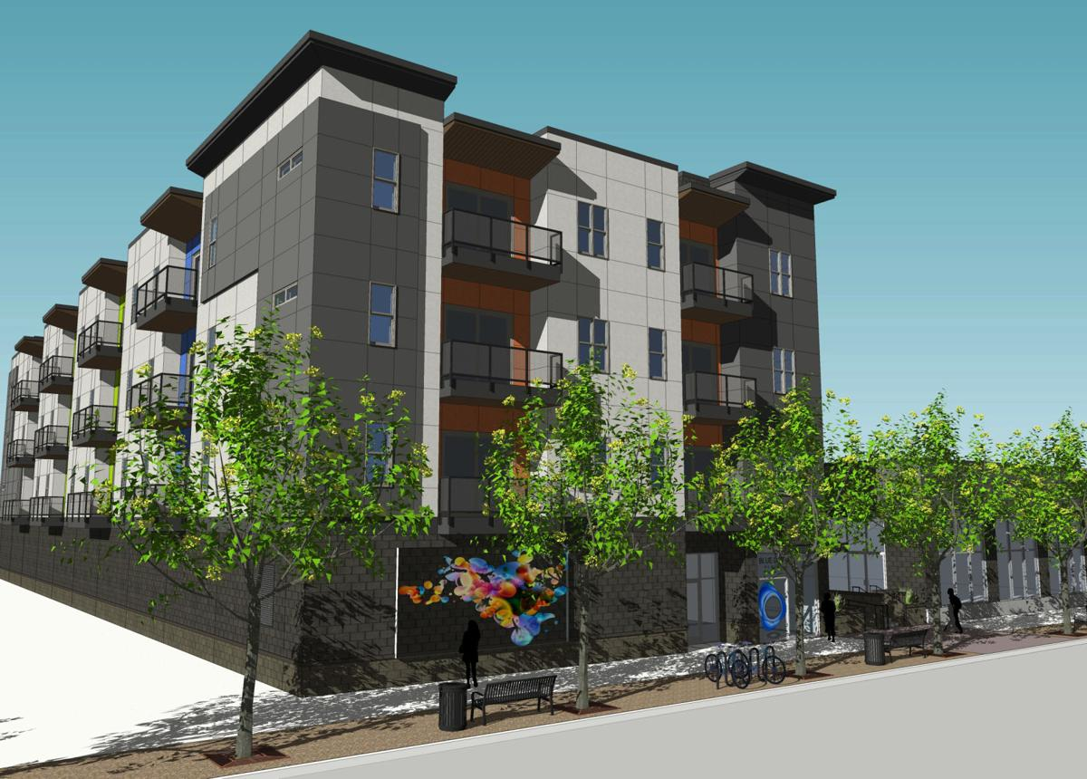 Opening of downtown Colorado Springs apartments begins a wave of development