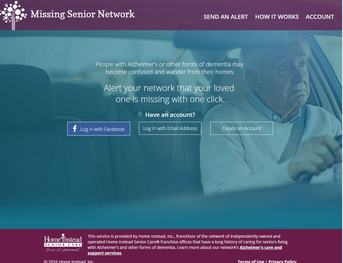 Company launches online tool to help find missing people