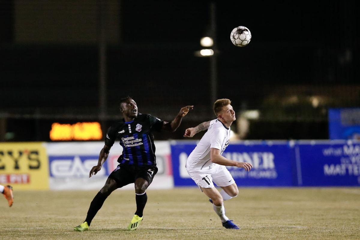 USL Championship - San Antonio FC at Colorado Springs Switchbacks FC