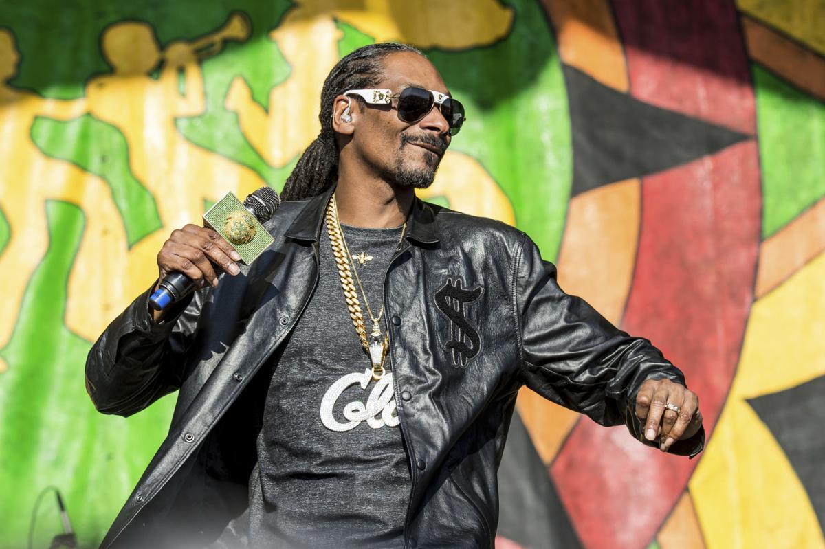 Snoop Dogg Mississippi Festival