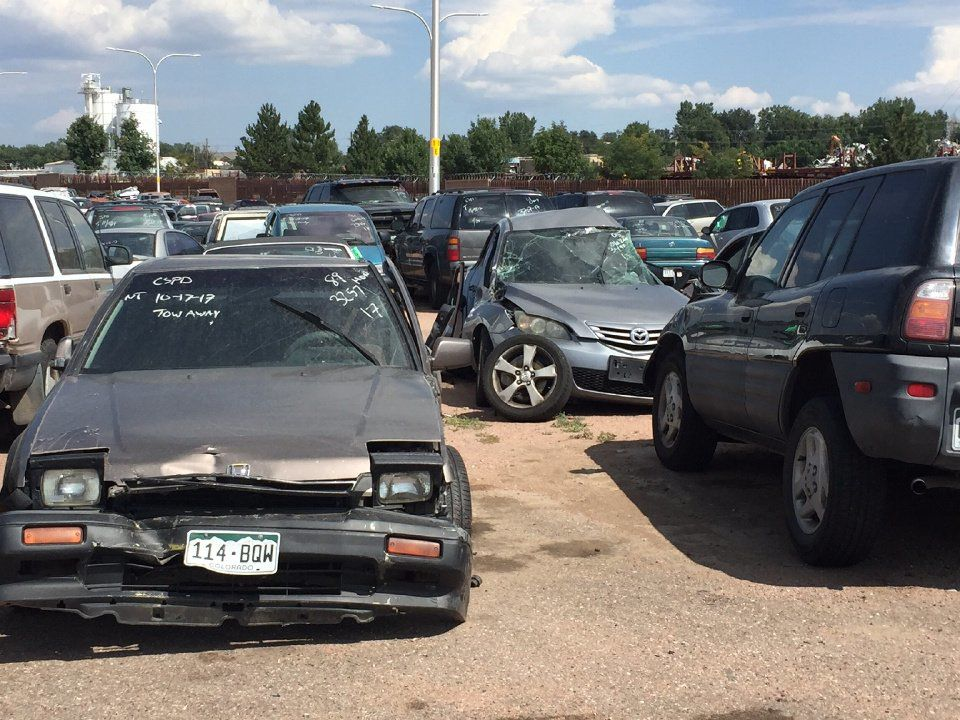 Police plead for patience on abandoned cars in Colorado Springs