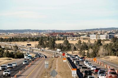 El Paso County OKs millions for widening of I-25 from Monument to Castle Rock
