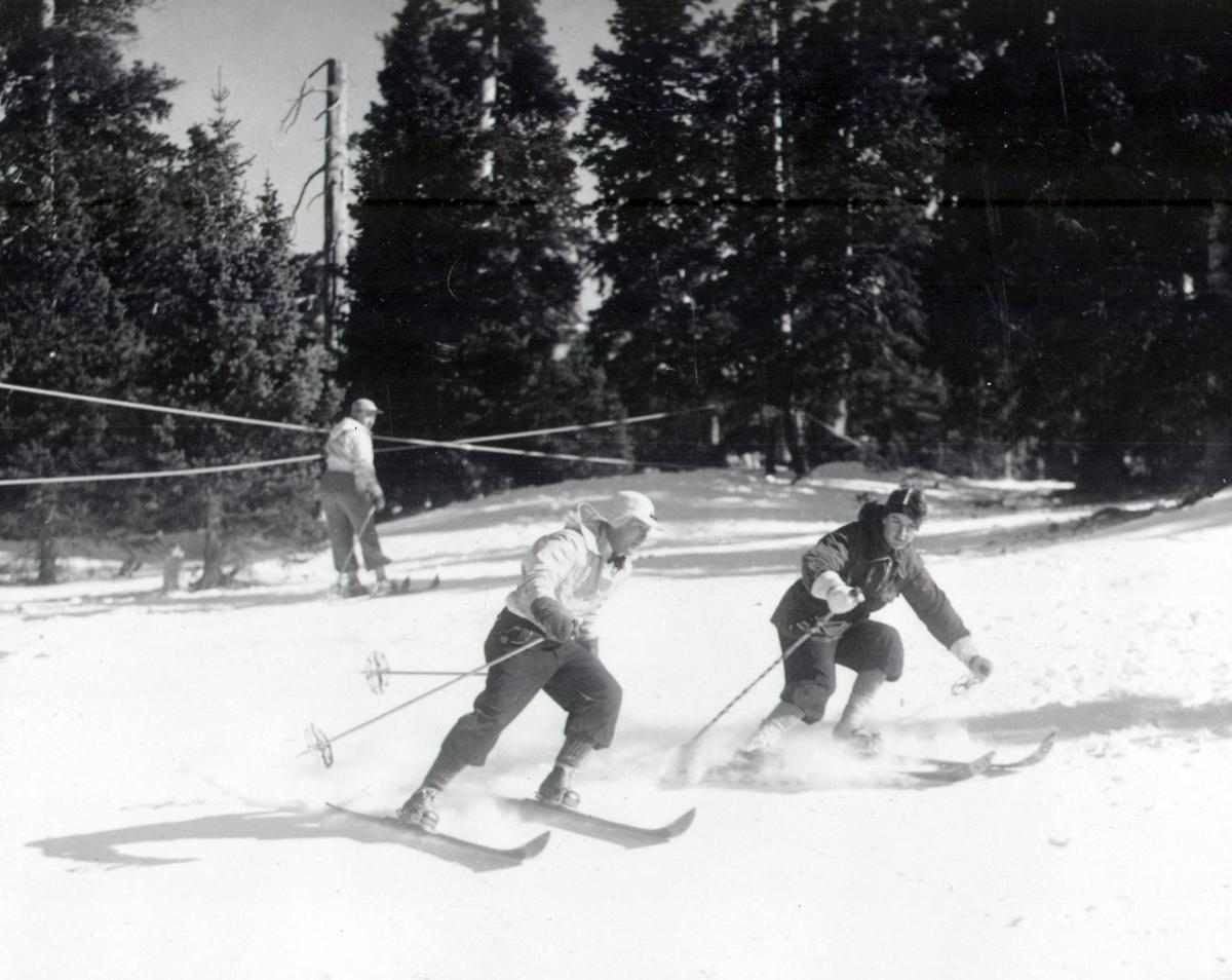 Learn the unlikely story of Pikes Peak's former ski area
