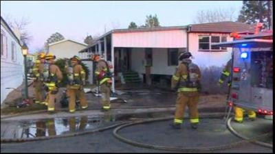 mobile home fire 111320