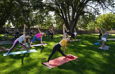 Yoga in the park (copy)
