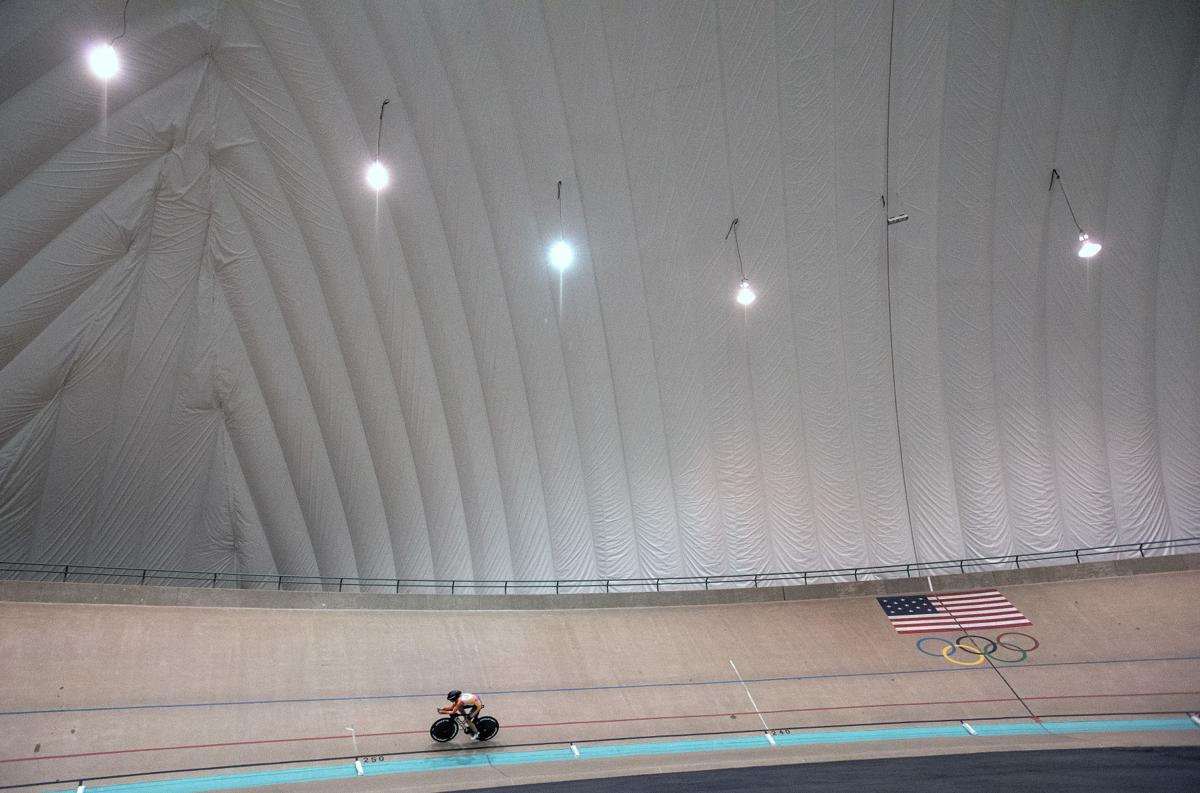 Dome addition at velodrome paying dividends sooner than expected