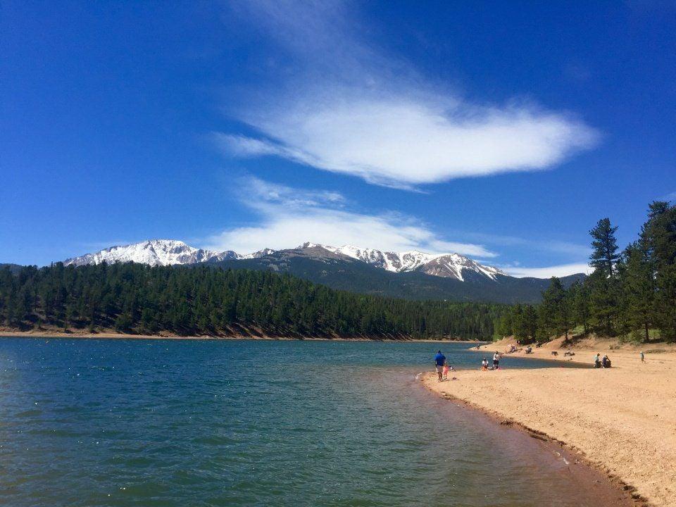 Happy Trails: Catamount Trail, Green Mountain Falls