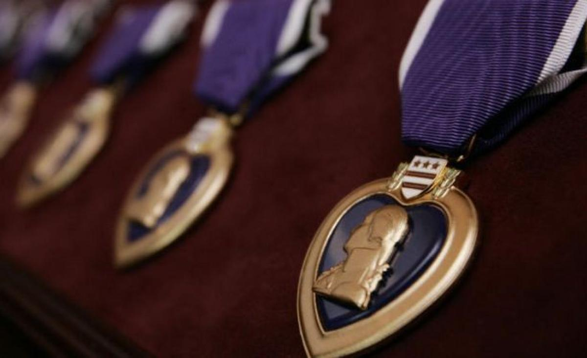 Black WWII veteran awarded Purple Heart after 77 years