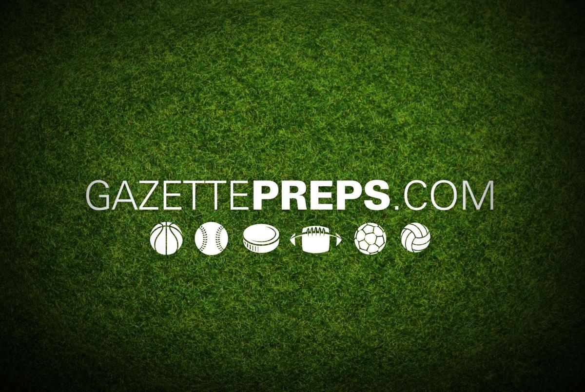 Fall all-conference selections around the Pikes Peak region